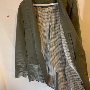 Territory Ahead Suits & Blazers - Territory Ahead Green Mens Blazer Sz38